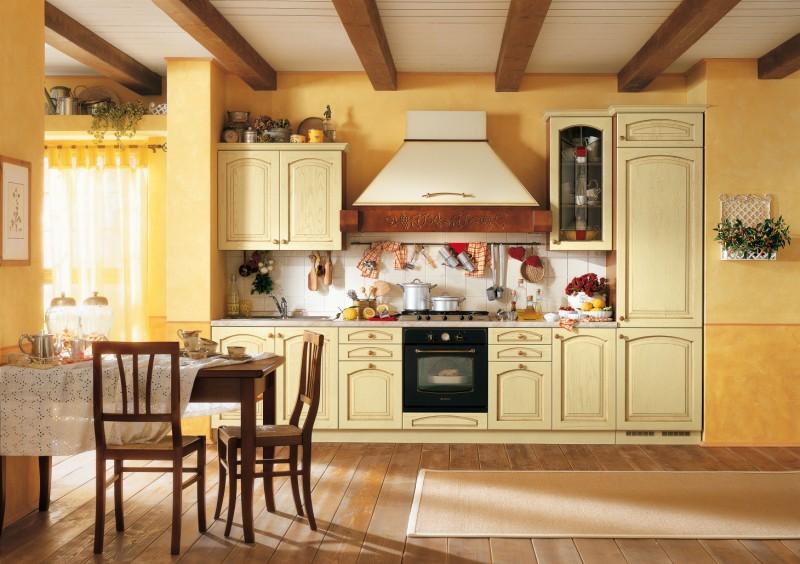 visita la gallery cucine in stile