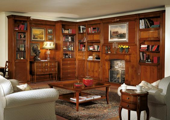 Soggiorno Stile Classico ~ Una Collezione di Idee per Idee di Design ...