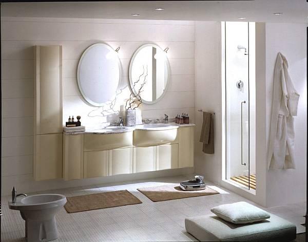 Bagni in stile classico b p beretta production di m for 6 camere da letto 5 bagni