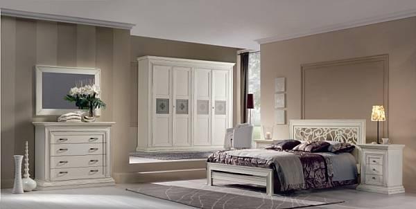 Camere in stile classico b p beretta production di m - Camere da letto stile moderno ...