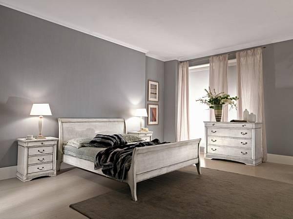 Camere in stile classico b p beretta production di m for 6 camere da letto 5 bagni