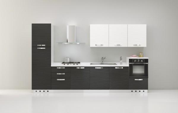 Cucine Classiche Economiche. Trendy Cucina Lineare Cm Completa Di ...