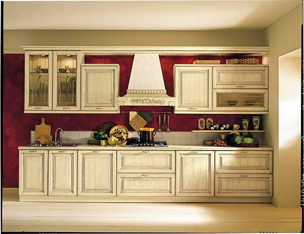 Cucine in stile classico b p beretta production di m beretta - Cucine in stile ...